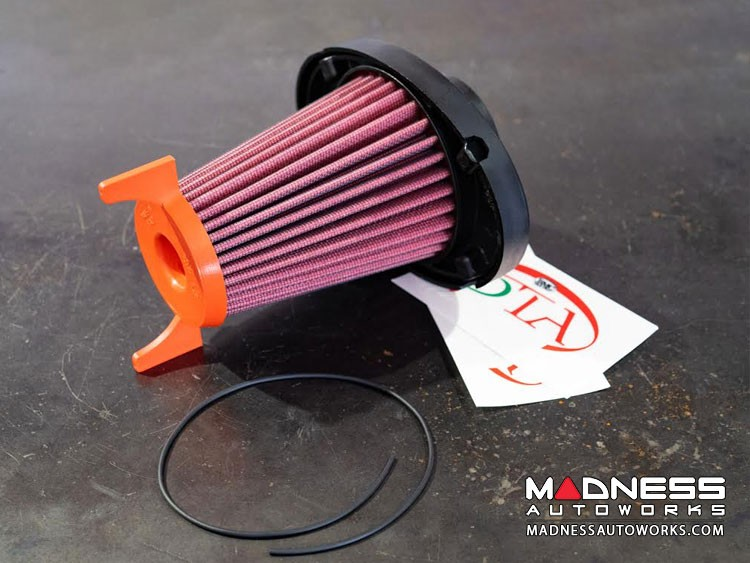 BMC Carbon Airbox Cannister Replacement Filter Element - MADNESS MAXFlow
