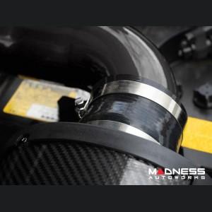 FIAT 124 Spider MAXFlow Intake System - Black