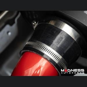 FIAT 124 Spider MAXFlow Intake System - Red