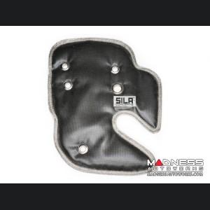 FIAT 124 Spider Thermal Blanket - Black Silicone/ Fiberglass