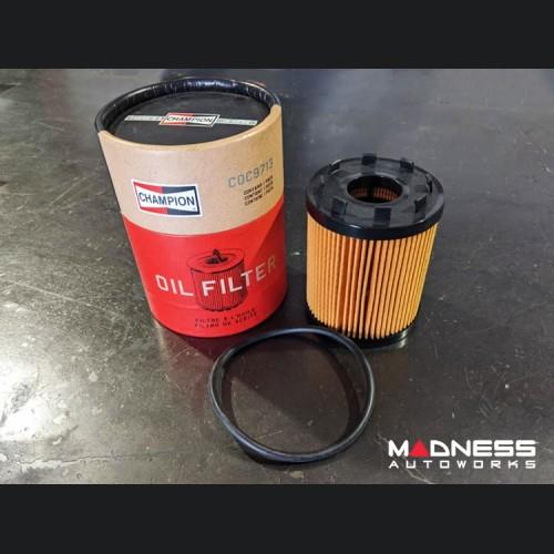 FIAT 124 Oil Filter Cartridge - Champion
