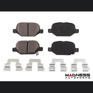 FIAT 500 Brake Pads - Rear - Honeywell - Ceramic - All Models