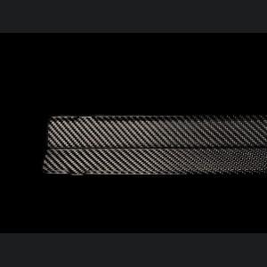 FIAT 500 Door Sills - Carbon Fiber