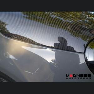FIAT 500 Carbon Fiber Hood