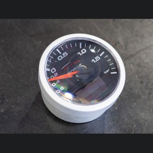 FIAT 500 Boost Pressure Gauge - 1.4L Turbo - DEPO 4 in 1