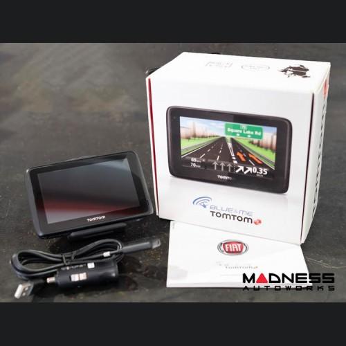 FIAT 500 Blue & Me TomTom Navigation Kit