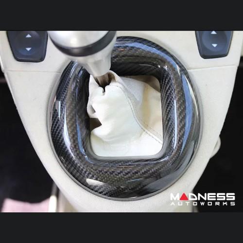 FIAT 500 Gear Box Frame Cover - Carbon Fiber