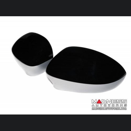FIAT 500 Mirror Covers - Diesel Edition