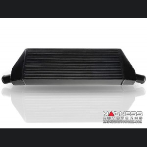 FIAT 500 Front Mount Intercooler - 1.4L Multi Air Turbo - Bar + Plate Design - MADNESS