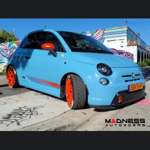 FIAT 500e Lowering Springs by MADNESS