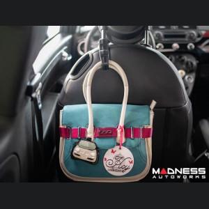 Fiat 500 - Headrest Purse Hook