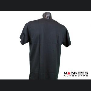 "ABARTH T-Shirt - ""Make It Your Race"" - Black"