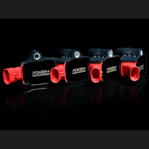 FIAT 500 ABARTH Ignition Coil Pack Set - Power+ by SILA Concepts - High Performance - 1.4L TJet Turbo - EU Model