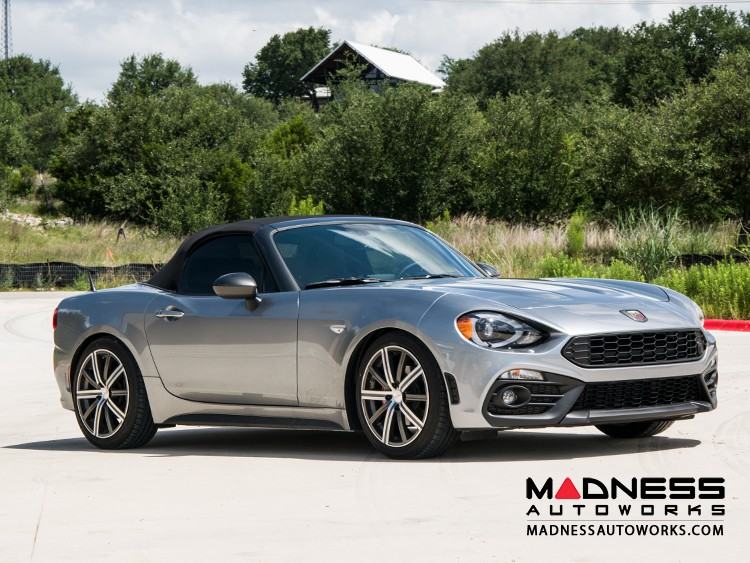 FIAT 124 Spider Lowering Springs by MADNESS