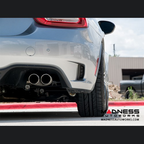 FIAT 124 Spider Lowering Springs by Eibach - Pro-Kit