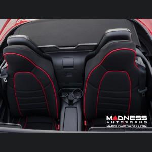 FIAT 124 Spider Seat Covers - Custom Neoprene Design