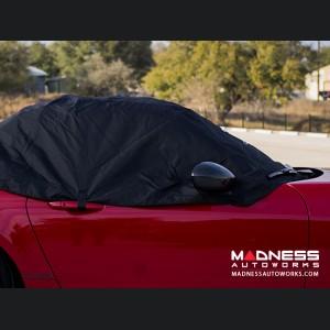 FIAT 124 Spider Custom Vehicle Cover - SpiderDOME