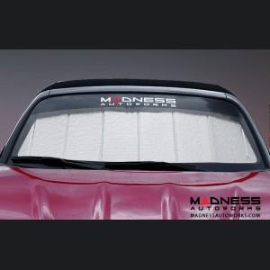 FIAT 124 Sun Shade/ Reflector - Ultimate Reflector - w/ Rain Sensor