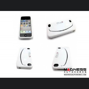 FIAT 500L iPhone Cover - 4G & 4GS - White