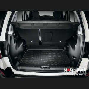 FIAT 500L Cargo Area Cover - All Weather by Mopar - w/ 500L Logo - Black