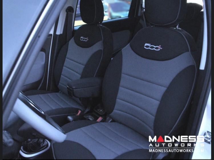 Fiat 500l Seat Covers Rear Seats Only Custom Neoprene