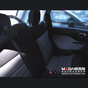 FIAT 500L Seat Covers - Rear Seats Only - Custom Neoprene Design