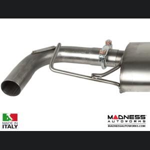 FIAT 500X Performance Exhaust - Ragazzon - Top Line - Dual Exit / Quad Tip