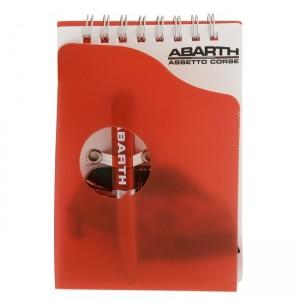 ABARTH Notepad + Ball Point Pen Set