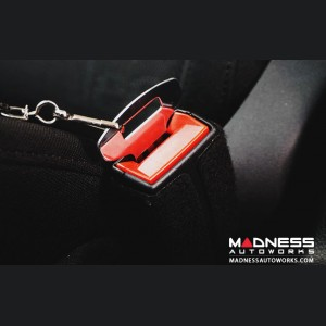 Seat Belt Alarm Disabler