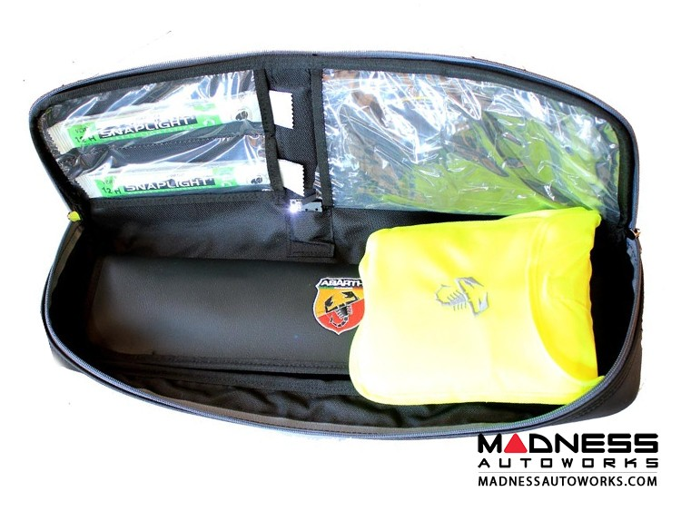 FIAT 500 ABARTH Emergency Kit