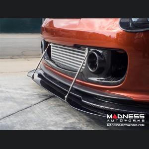 FIAT 500 Front Splitter