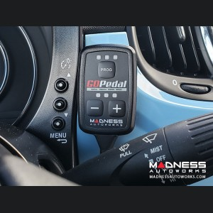 FIAT 500 ABARTH Throttle Controller - MADNESS GOPedal - All EU Models