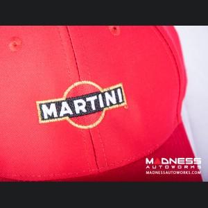 Cap - Martini Racing - Red