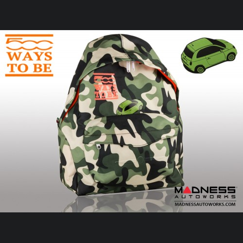 FIAT 500 Ways To Be - Backpack