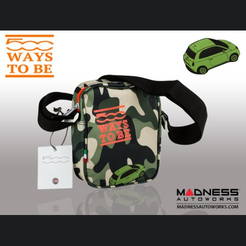 FIAT 500 Ways To Be - Shoulder Bag - Small