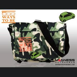 FIAT 500 Ways To Be - Shoulder Bag - Large