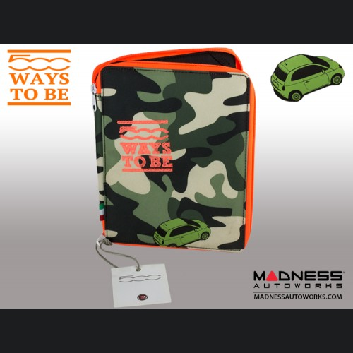 FIAT 500 Ways To Be - Computer Tablet Case