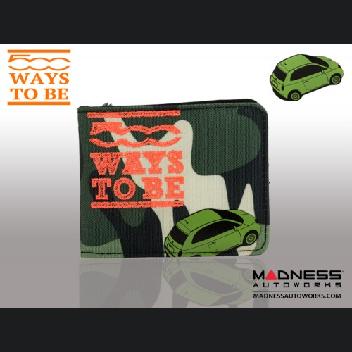 FIAT 500 Ways To Be - Wallet