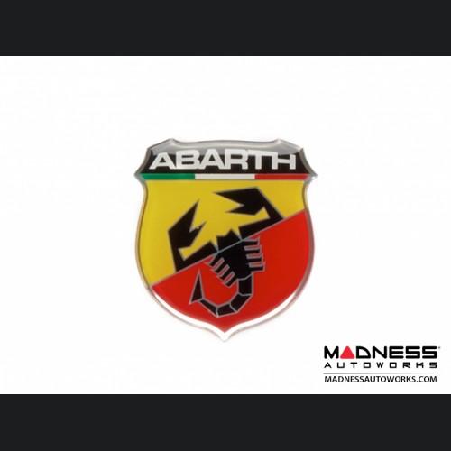 ABARTH Emblem - Crest - ABS