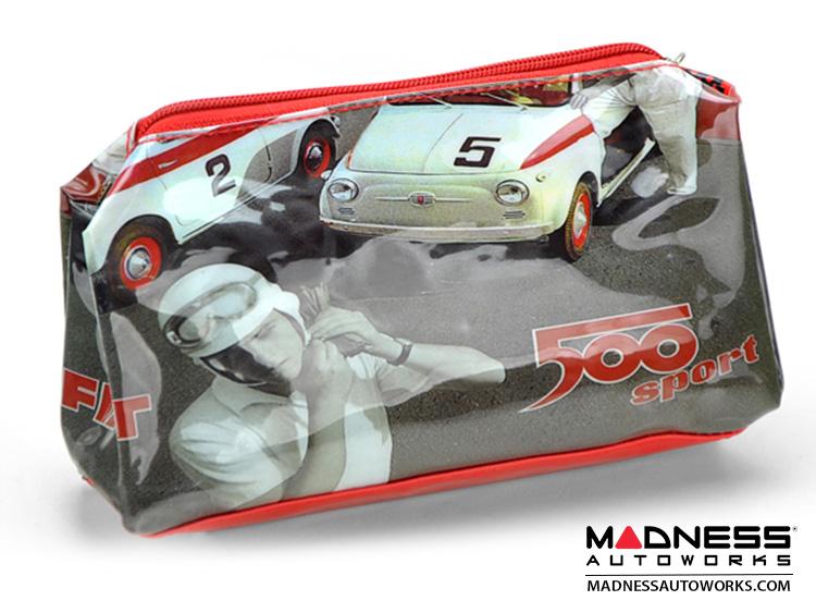 Classic Fiat 500 Pen Case - PVC - Sport