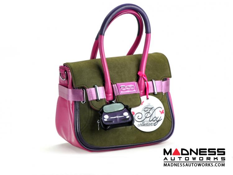 Ladies Handbag - FIAT 500 - Chic Bicolor - Small