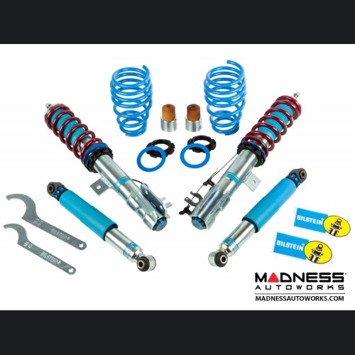 FIAT 124 Spider Coilover Kit by Bilstein - B16 PSS10 - Adjustable - North American Model