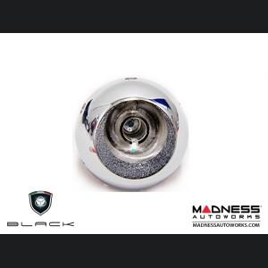 FIAT 500 Gear Shift Knob by BLACK - Chrome