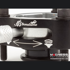 FIAT 500L Blow Off Adapter Plate - Bonalume - 1.4L Multi Air Turbo - Adjustable