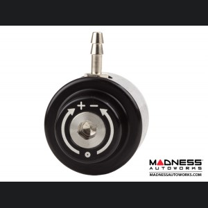 FIAT 500 ABARTH Fuel Pressure Regulator by Bonalume - EU Model - Black Series