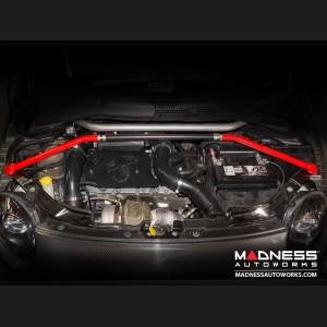 FIAT 500 Front Brace Bar - Carbon Fiber - MADNESS