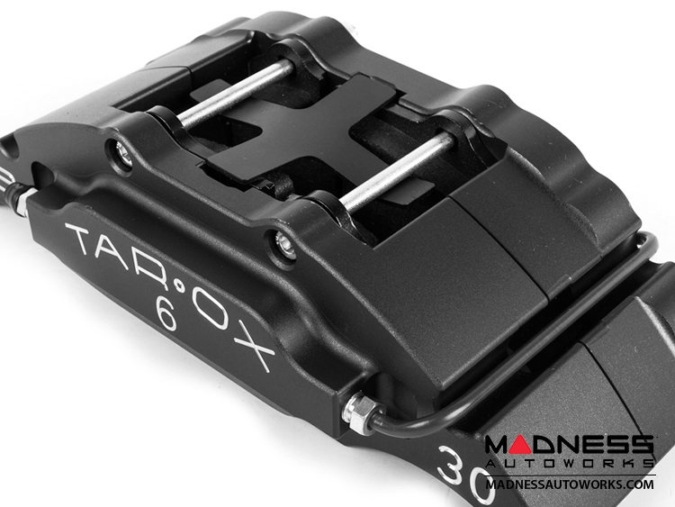 fiat 500 brake upgrade kit tarox 6 pot brake conversion kit black sport series fiat 500. Black Bedroom Furniture Sets. Home Design Ideas