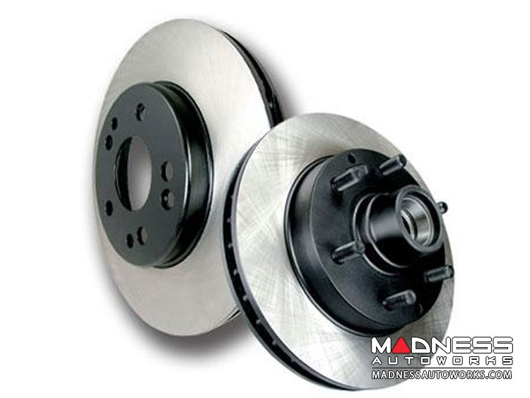 FIAT 500X Performance Brake Rotor by Centric - Front
