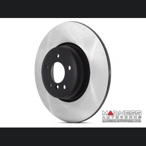 FIAT 500X Premium Brake Rotor by Centric - Rear