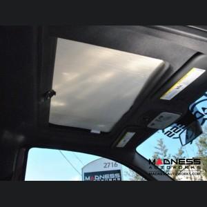 FIAT 500 Sun Shade/ Reflector - Roof Shade - Fixed Moonroof